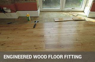 engineered wood floor installation supply  fitting