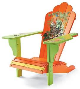 margaritaville uguana adirondack chair patio furniture eclectic outdoor lounge chairs by