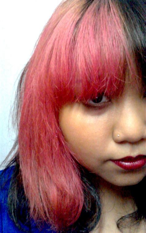 food coloring hair dye opinion i dyed my hair with food coloring and i m never