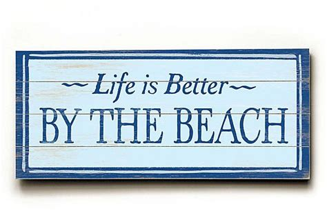 Life Is Better By The Beach On One Kings Lane Httpone