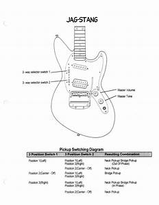 Cobain Mustang And Jagstang Wiring Diagrams  Fmic Official
