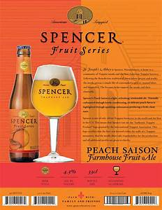 The Spencer Brewery Announce the Release of First in Fruit ...