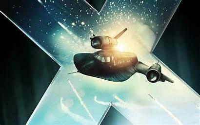 Class Jet Fighter Wallpapers Blackbird Hdtv Marvel
