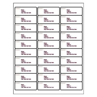 avery   page avery address labels  template