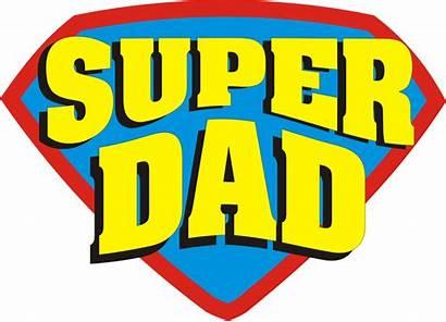 Dad Super Superhero Clipart Birthday Printable Google