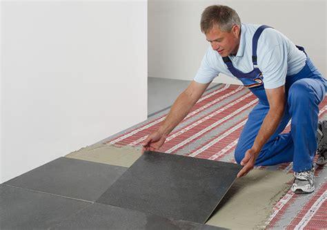 Elektrische Fußbodenheizung Richtig Verlegen  Tipps Und