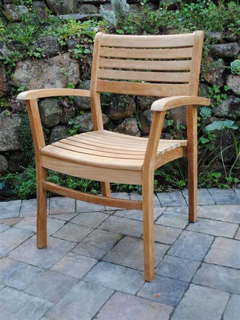 rutherford arm chair paradise teak