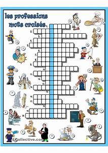 Pic Des Pyrénées Mots Fleches : les professions mots crois s fiches ducatives pinterest mots mots crois s et mots fleches ~ Maxctalentgroup.com Avis de Voitures