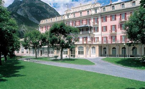 Hotel Bormio Bagni Nuovi Grand Hotel Bagni Nuovi 5 Bormio Italy