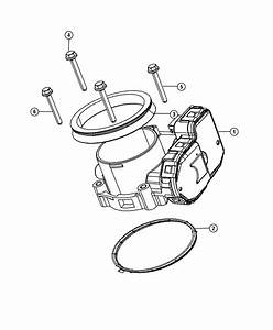 Dodge Ram 1500 Throttle Body  Ekg  Related  Eza