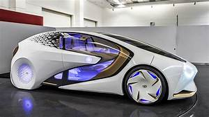 TOP 5 MIND BLOWING FUTURE CARS AT CES 2017 | New ...