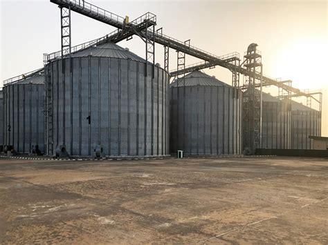 sunrise storage nigeria scafco grain systems