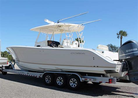 The Boat Motor And Trailer Have Weights by Tips For Towing Big Boats Florida Sportsman