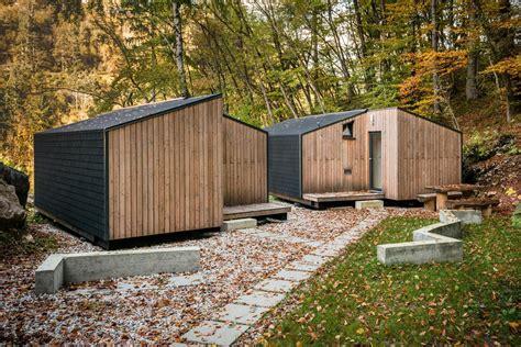 Une Maison Préfabriquée écologique En Bois Maison