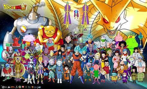 Dragon Ball Super Wallpapers ·① Wallpapertag