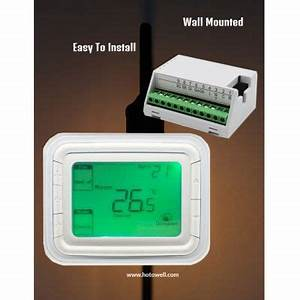 Digital Honeywell T6865 Non Pro Fcu Thermostat
