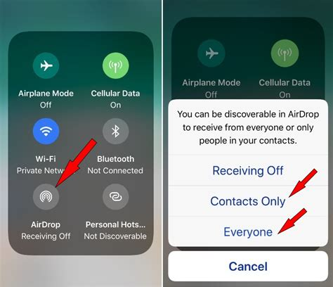 to airdrop from iphone to iphone how to turn on airdrop on iphone iphone x iphone 8 8 plus
