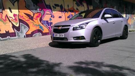 Chevrolet Cruze tuning Matt Carbon - Marphy Design CZ ...