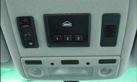 Homelink Garage Door Opener by Homelink System