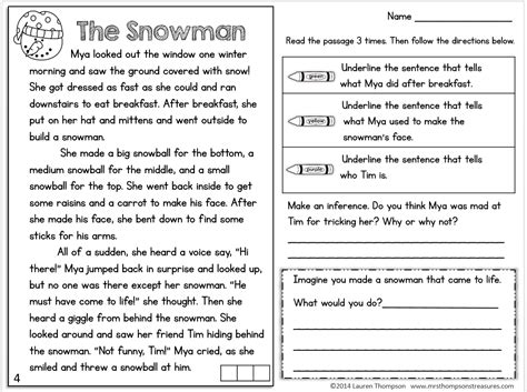 finding text evidence    images