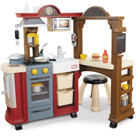 tikes kitchen  restaurant  educational