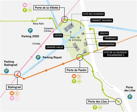 are you looking for an inexpensive place to park to the parc de la villette well don t