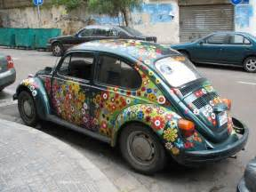 VW Beetle Custom Paint Jobs