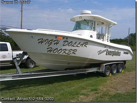 Used Everglades Boats For Sale By Owner by 2005 Everglades 290 Pilothouse Used Boats For Sale By
