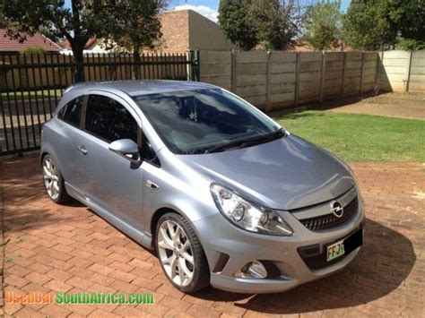 Opel South Africa by 2009 Opel Corsa Opc For Sale In South Africa