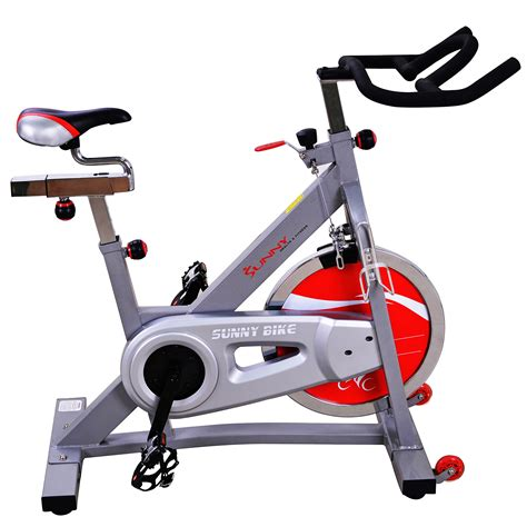Sunny Health & Fitness SF-B901B Belt Drive Indoor Cycling ...