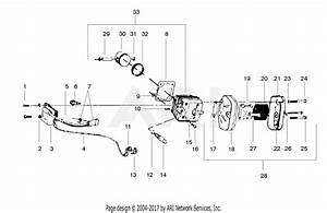 Poulan Pp455 Gas Chain Saw  455 Gas Saw Parts Diagram For