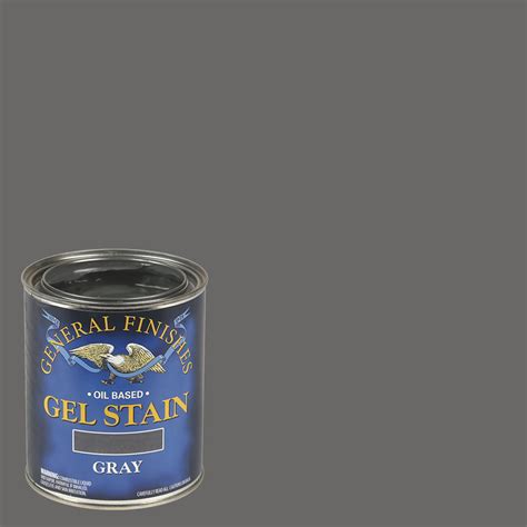 general finishes  qt gray oil based interior wood gel