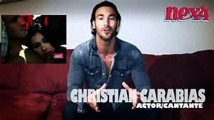 CHRISTIAN CARABIAS Actor30segs HDV 720p30 - YouTube