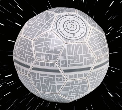 death star soccer ball   paycheck shut