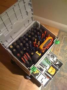 Bosch Storage Boxes