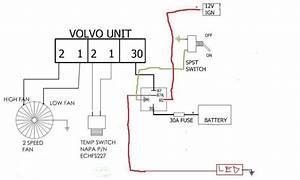 Purchase Taurus 3 8 2 Speed Electric Fan  U0026 Volvo Controller Kit Jeep 93 Mustang Mark Viii