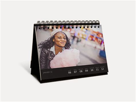 calendrier photo bureau calendrier photo et agenda personnalisé 2018 photobox