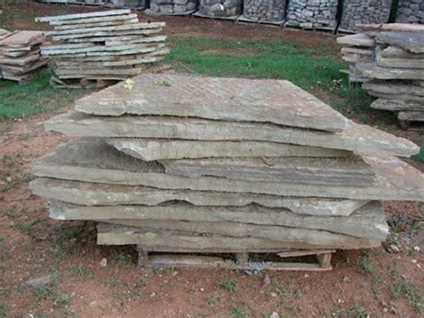 flagstone slabs oconee sand and gravel natural stone