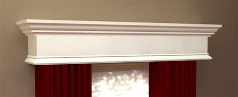 diy wood valance diy wood window cornice