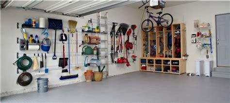Ordnung In Der Garage  Wie Können Sie Die Garage Richtig