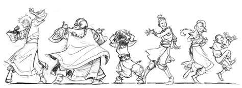 Sketch 01 Loosen Up By Rufftoon On Deviantart