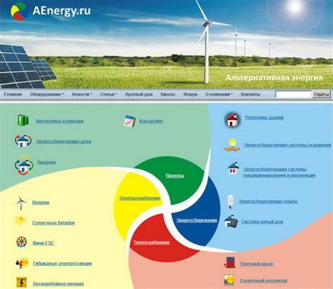 Альтернативная энергетика. альтернативные источники энергии. альтернативная энергия