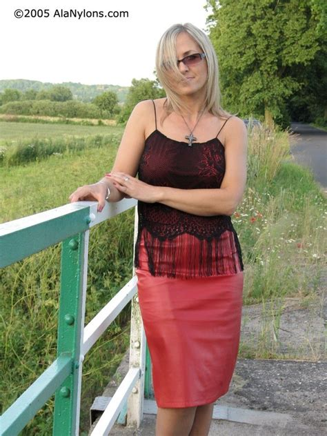 Pin By Tall Paul On Leather Skirt In 2019 Suspender