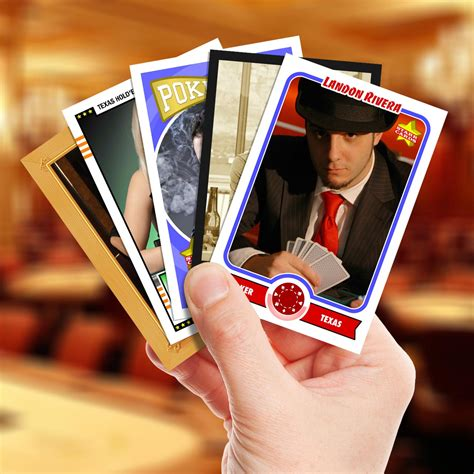 Maybe you would like to learn more about one of these? Make Your Own Poker Card