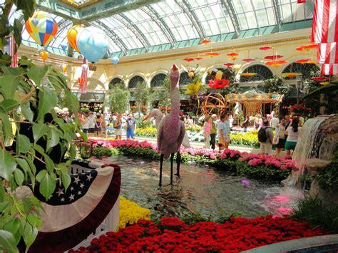 The Bellagio Conservatory & Botanical Gardens, Las Vegas