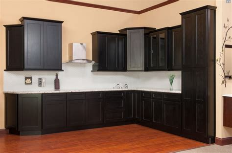what are shaker cabinets shaker java kitchen cabinets sle door rta all wood in