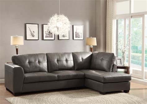 grey chaise sectional luxurious leather gray grey sofa chaise sectional living