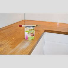 Arbeitsplatte ölen  Küche & Bad Selbstde