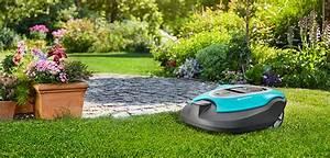 gardena smart garten bewassern uberwachen und rasenmahen With katzennetz balkon mit smart garden gardena