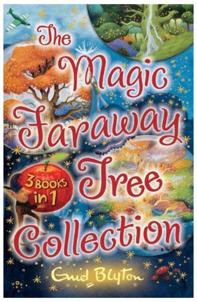 magic faraway tree collection by enid blyton paperback